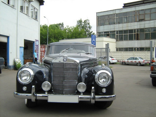 1957 Mercedez-Benz 300 SC