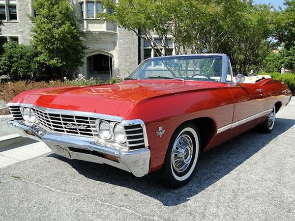 купит в россии chevrolet impala 1969 года