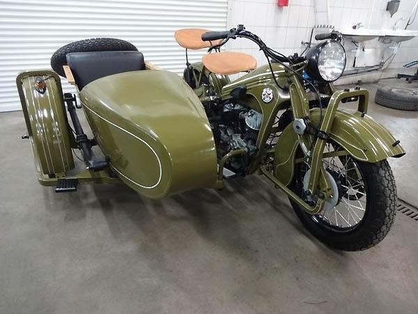 мотоцикл бмв 1937 года цена