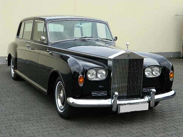 1967 Rolls Royce Phantom