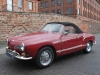 1969 VW Karmann Ghia 1500 Cab