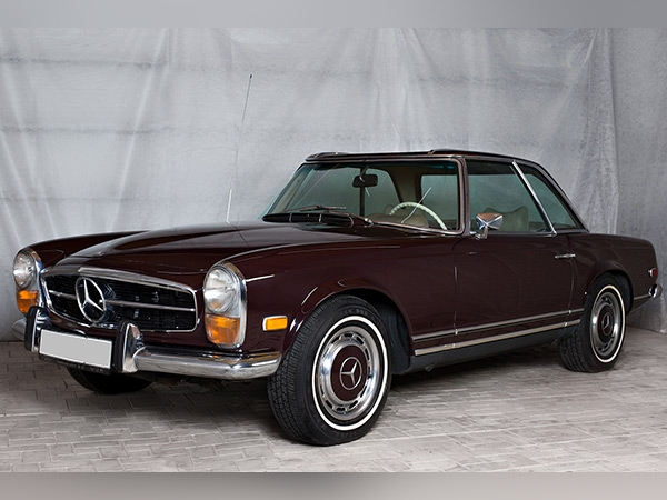 1970 Mercedes-Benz W 113 / 280 SL