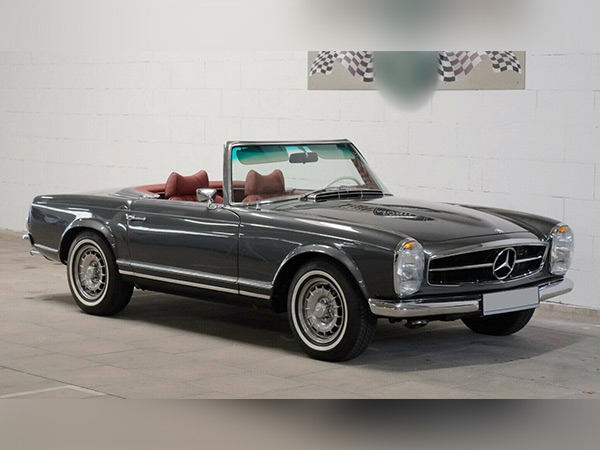 1969 Mercedes-Benz SL 280 Pagode MwSt